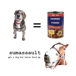 Get A Dog For Horse Food EP