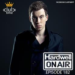 Hardwell On Air Episode 182